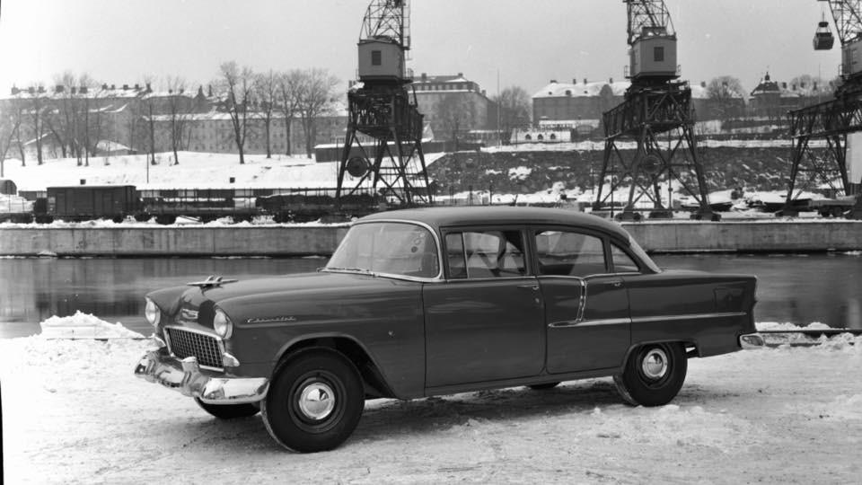 Quiz: Vad kan du om Chevrolet?