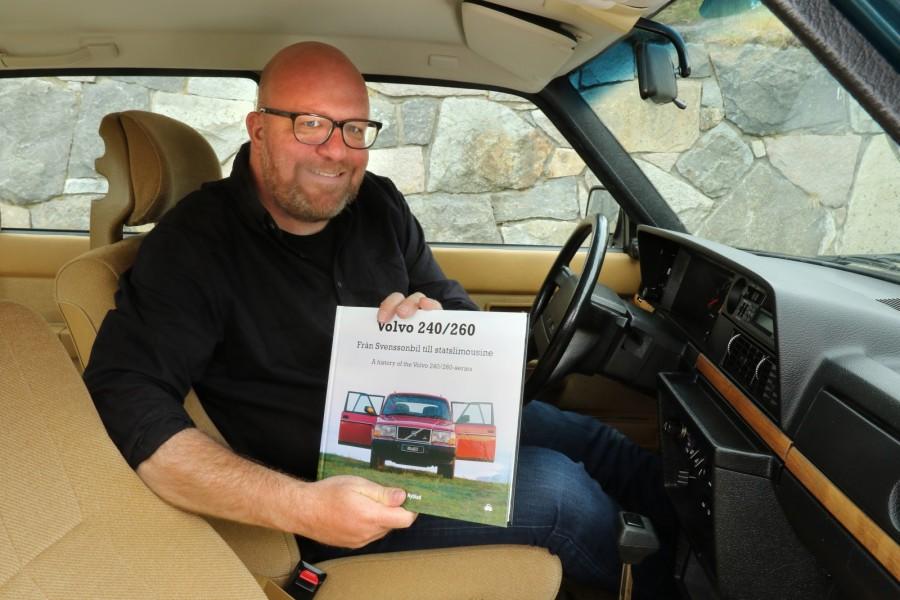 Ny bok om Volvo 240