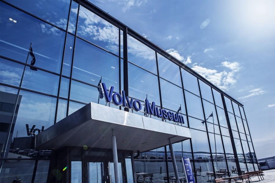 Ny chef för Volvo Museum