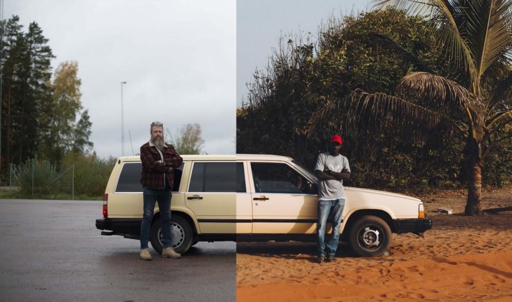 Volvo 745 – från Matfors till Senegal!