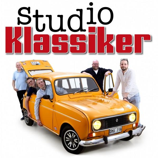 Studio Klassiker – stänklappar, retrobilar & Volvo 240-bok!