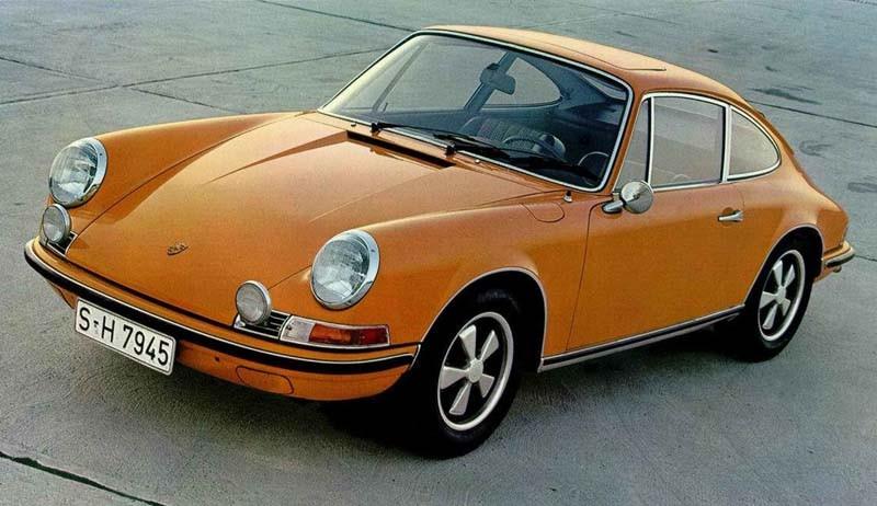 Quiz: Porsche!