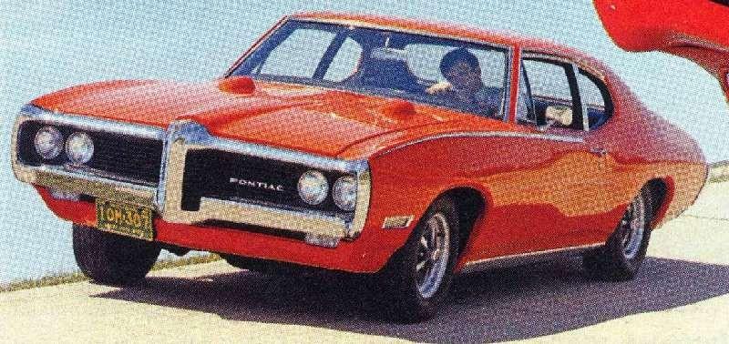 Pontiacs bortglömda modell