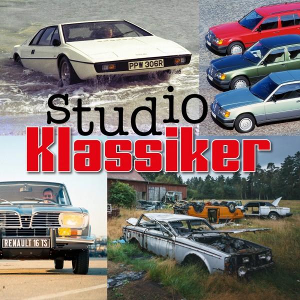 36. Övergiven Volvosamling, förseriebilar & Lotus Esprit