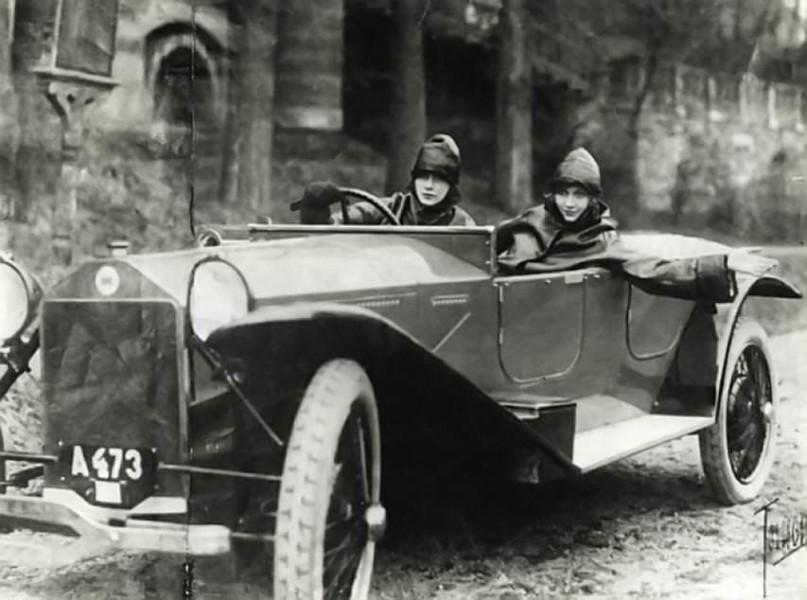 Efterlyst Lancia