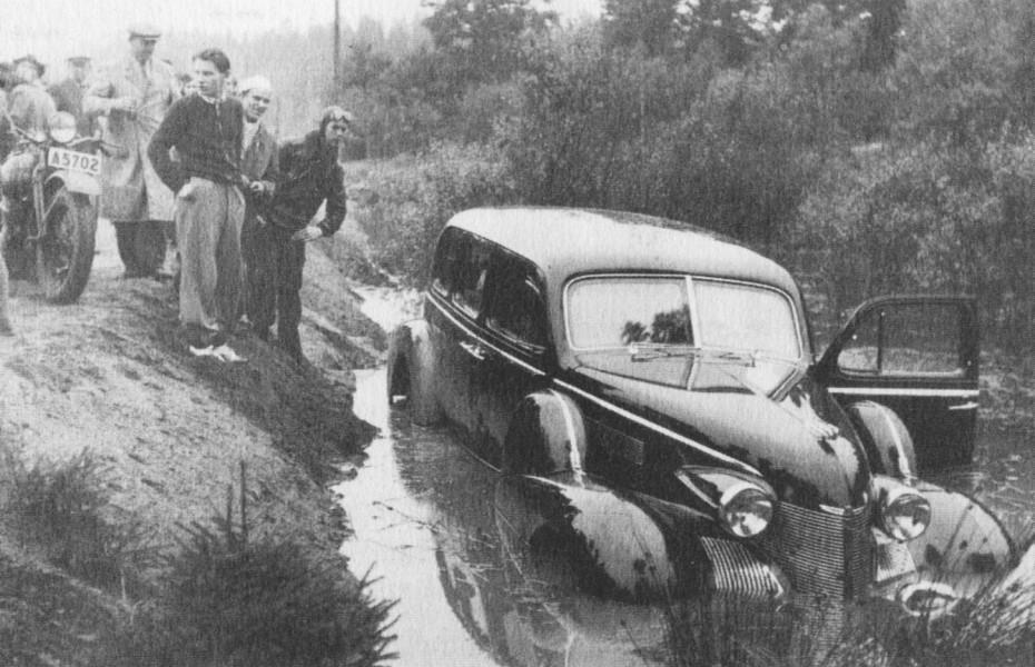 En avåkning med eftermäle 1946