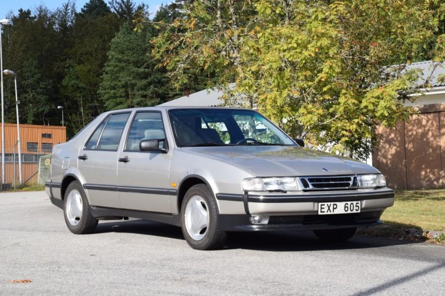 """Rena vinstlotten? """"Okörd"""" Saab 9000 gick högt!"""