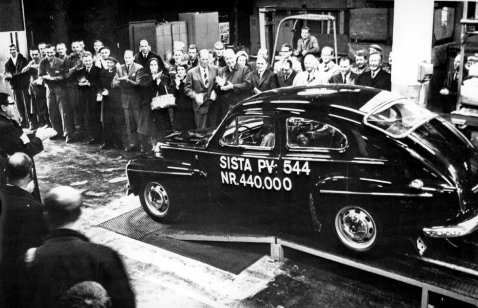 55 år sedan sista PV:n!