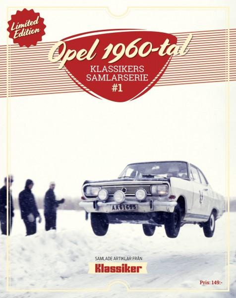 Specialutgåva Opel 1960-tal!