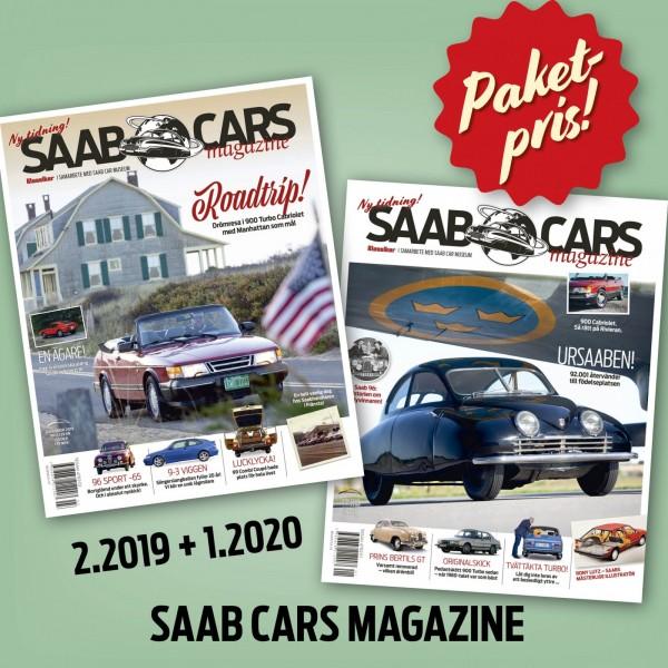 Saab Cars Magazine - till paketpris