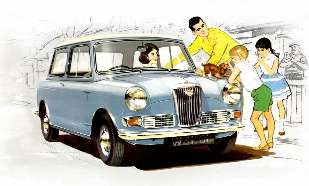 Wolseley Hornet – fenor för familjen!