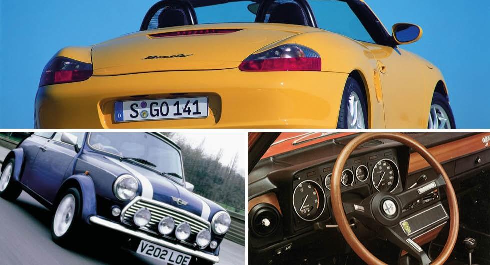 Redaktionen tipsar: Roligaste bilen – för under 100 000