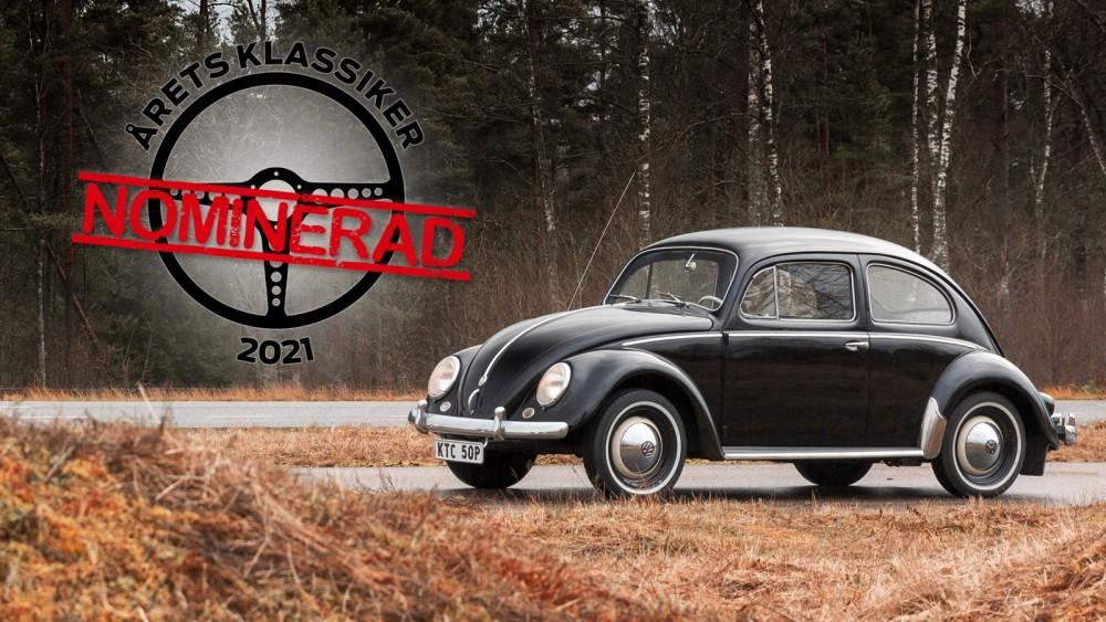 #10 Volkswagen Typ 1 – blir den Årets Klassiker?