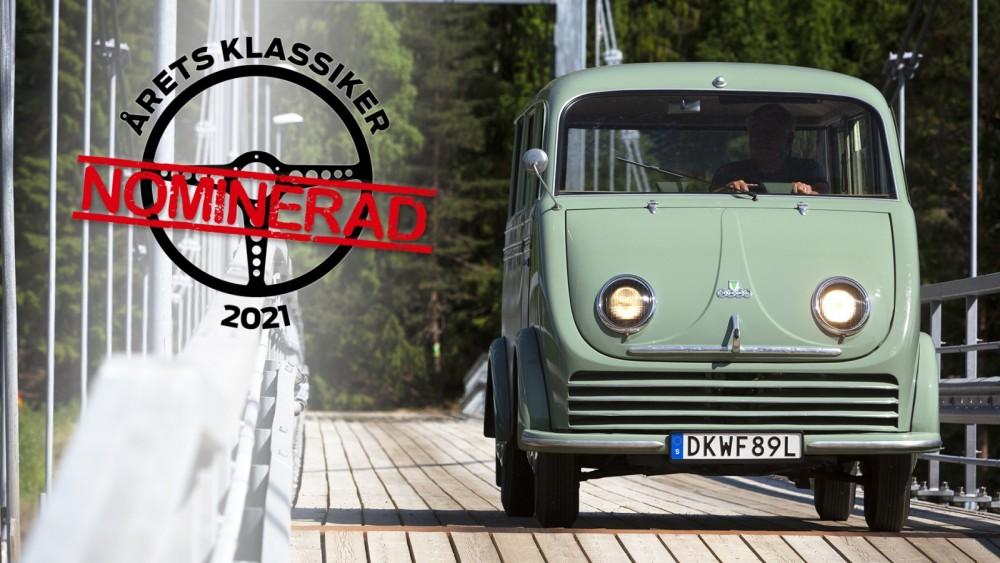 #8 DKW F89L – blir den Årets Klassiker?