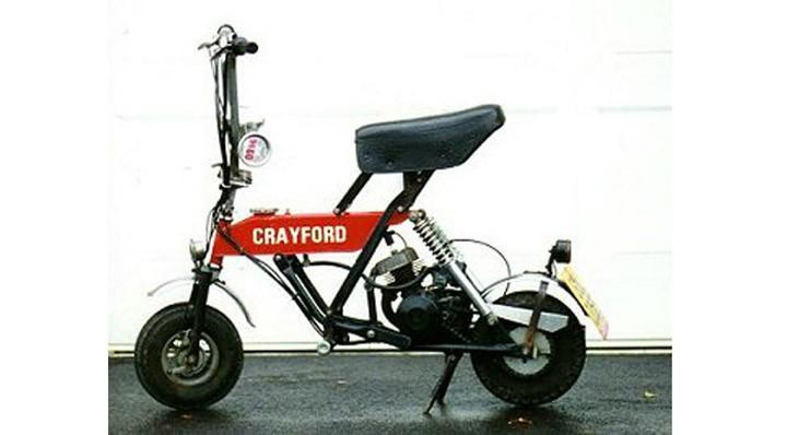 Crayfords kompakta