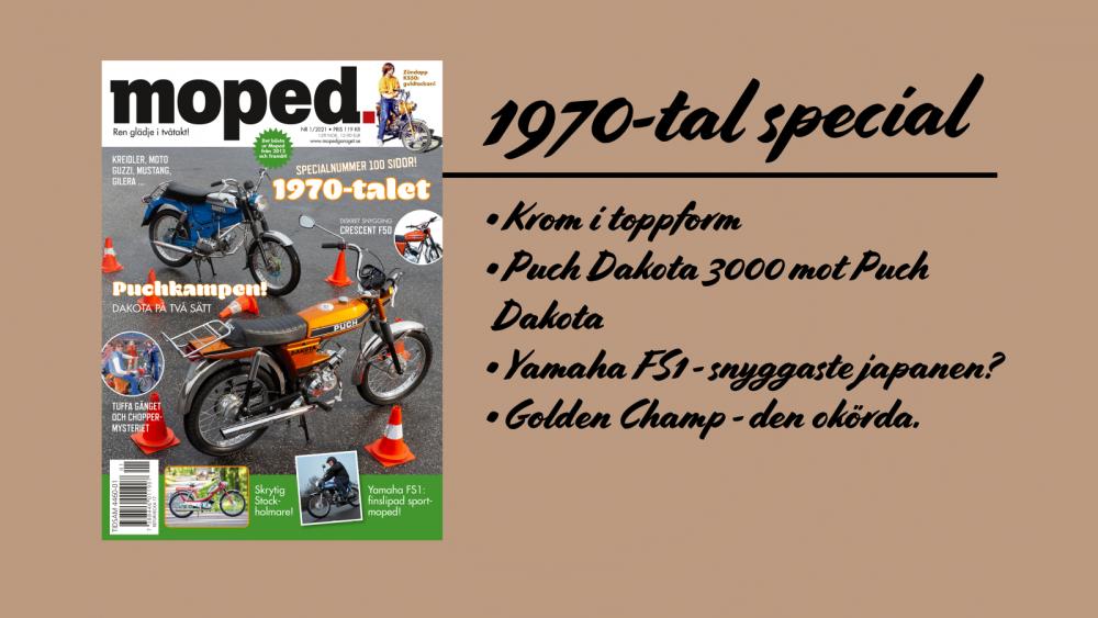Specialaren: Moped 1/21