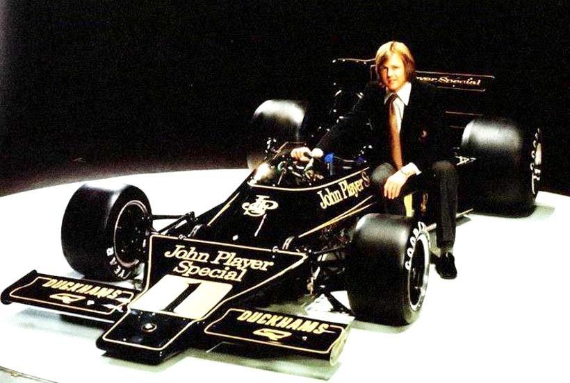Ronnies Lotus till salu
