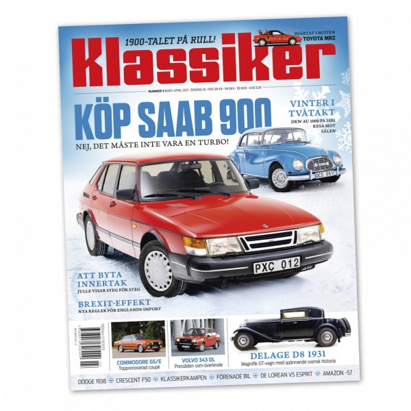 Cover of Klassiker Magazine