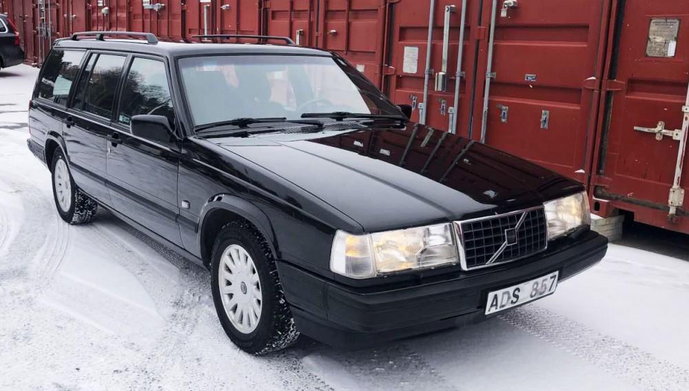 Rekordpris för Volvo 940 Turbo?
