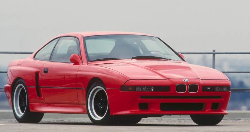 BMW:s omåttliga M8