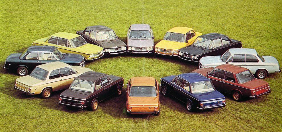 BMW:s okända specialare - Diana