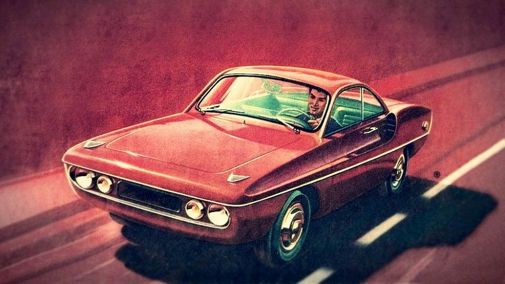 Sportbilen från Sovjet - KD Sport 900