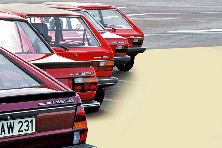 Volkswagens ekonomiformel
