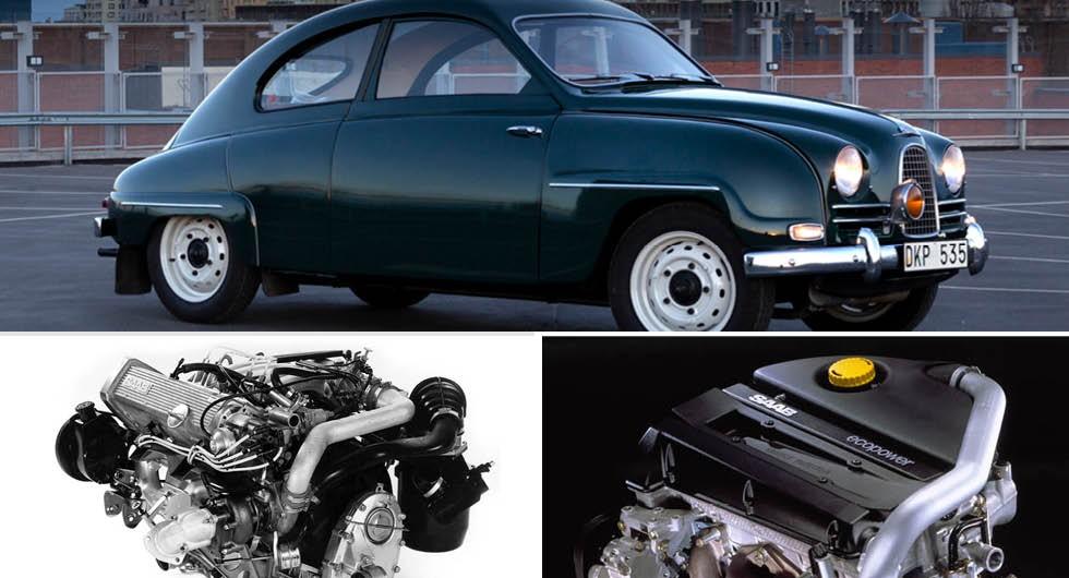 Quiz: Har du koll på Saabs motorer? Upp till bevis!