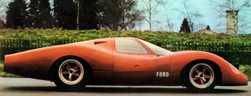 Fords kurvigaste - F3L
