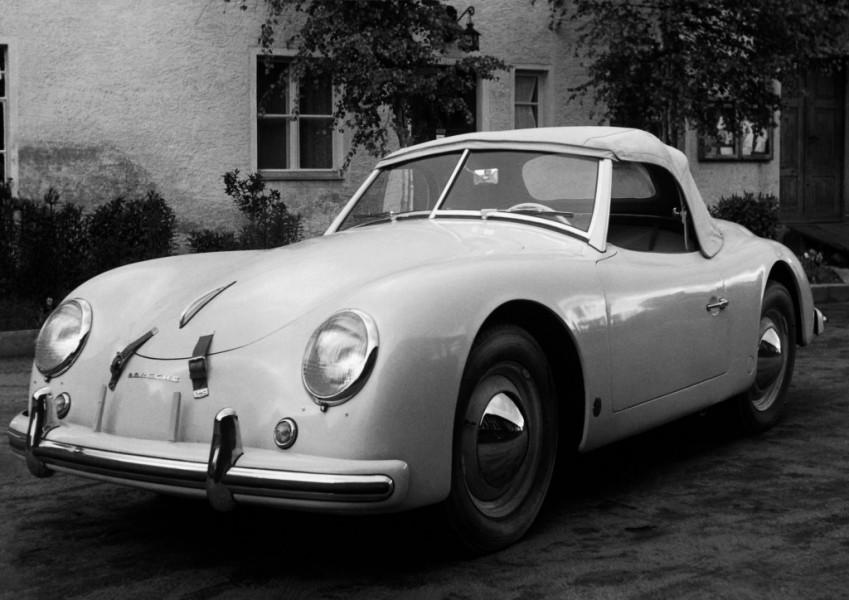 Porsches amerikanare