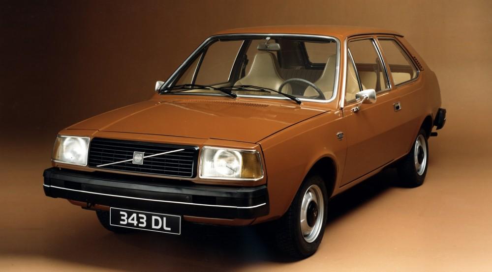 Grattis Volvo 343 – 45 år!