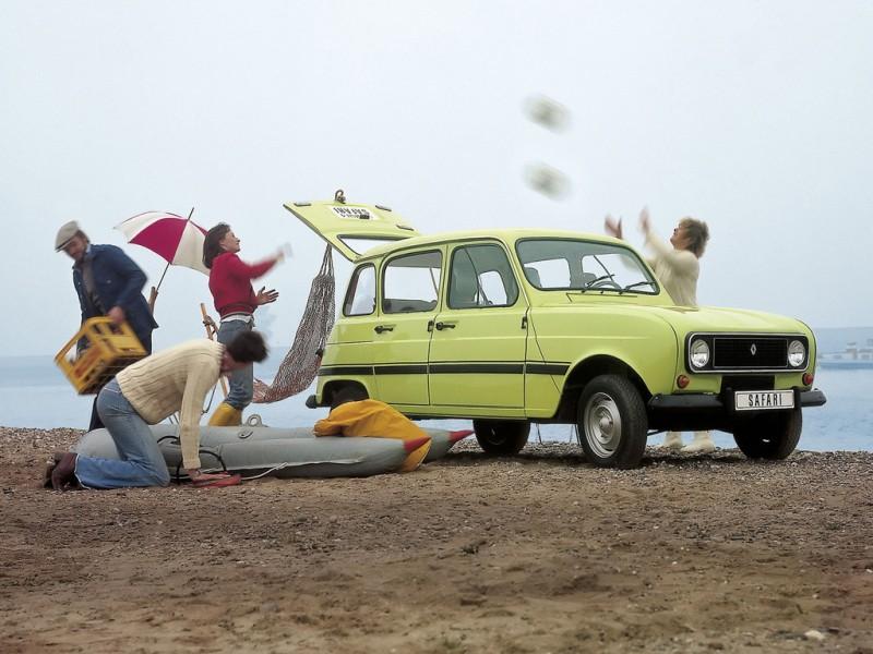 Renault 4 - Specialarna