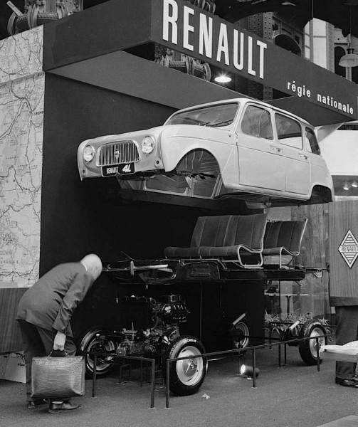 Renaults lyft