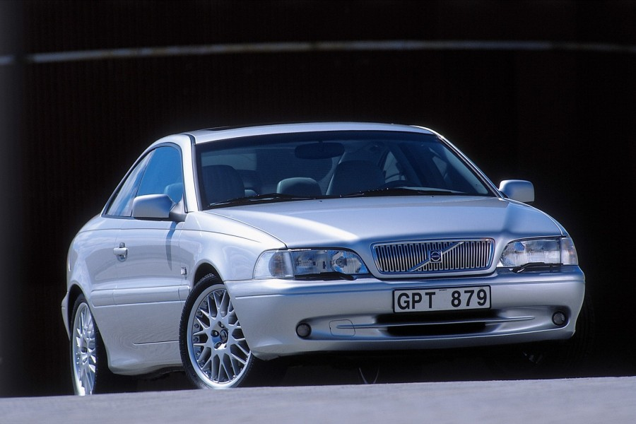 Grattis Volvo C70 – 25 år!