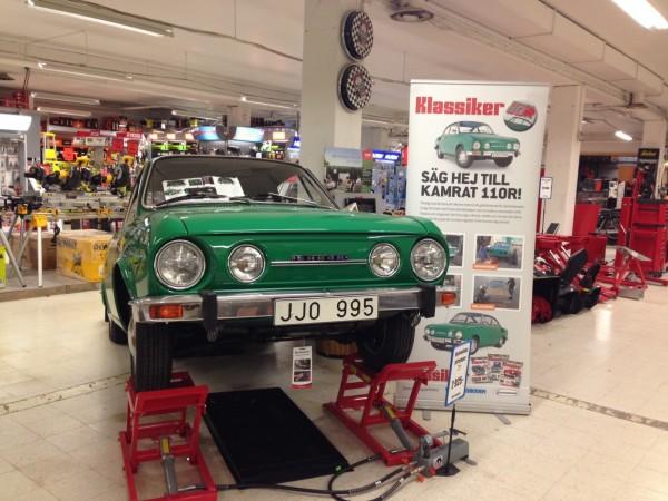 Säg hej till Kamrat 110R på Källbäcksrydsgatan 1 i Borås!