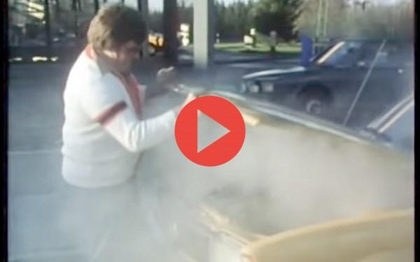 Opel Ascona i Automobile Ärgernisse 1979