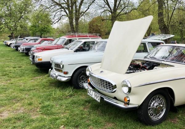 Volvomötet Stockholmsträffen som skulle ha hållits den 17 maj på Sundby Gård hör till de träffar som nu skjuts upp. Arrangörerna hoppas kunna hålla träffen i augusti eller september.