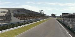 Nürburgring växer