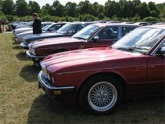 Jaguarklubben firade 35 år