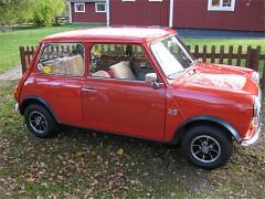 Törnrosa - one mighty Mini!