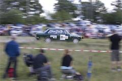 Quattro och WRC-förare till Klassikersprinten!