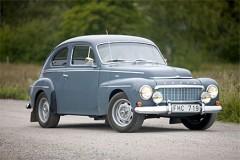 Skräddarsydd Volvo PV