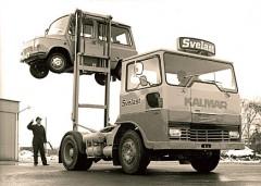 Superlastbilen från Kalmar!