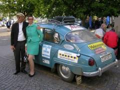 Strapatser i Saab
