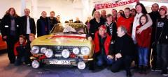 Rapport: Rallystart i Stockholm