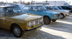 Vinterträff för Volvoklubbar
