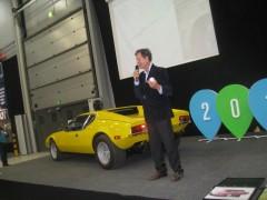 Tom Tjaarda talade i Lahtis