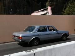 W123 världen runt