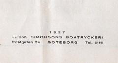 Körskoleboken 1927