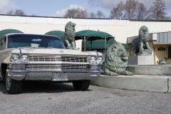 Med Cadillac genom Skåne